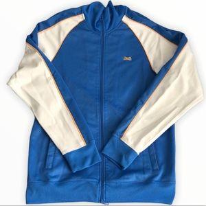 Vintage Le TIGRE Zip Up Track Jacket Mens L